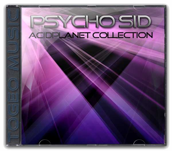 Sum-1 - PsychoSID ACIDplanet Collection cd cover art