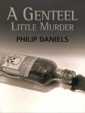 A Genteel Little Murder (G K Hall Nightingale Series Edition)