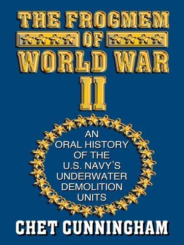 Download The frogmen of World War II