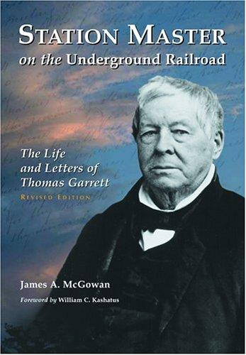 Station Master On The Underground Railroad