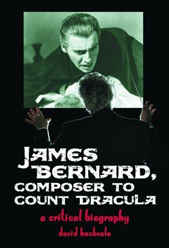 Download James Bernard, composer to Count Dracula