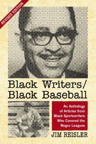 Black Writers/Black Baseball