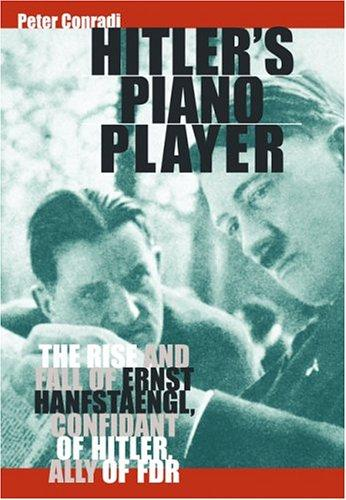 Hitler's piano player by Conradi, Peter., Peter Conradi
