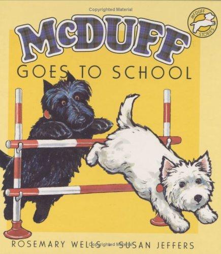 McDuff Goes to School (Mcduff)