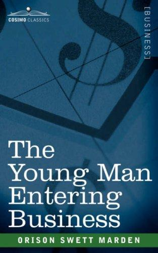 Download The Young Man Entering Business