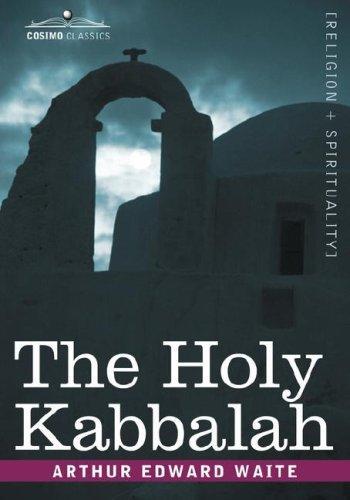 Download The Holy Kabbalah