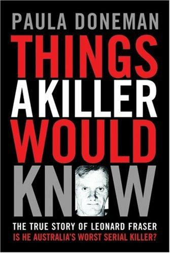 Things a Killer Would Know