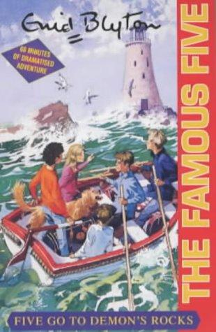 Download Five Go to Demon's Rocks (Famous Five)