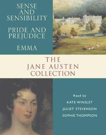 cover of  the jane austen collection  the classic collection  by jane austen