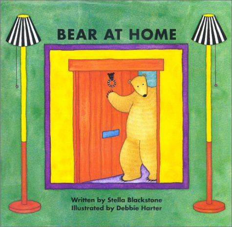 Bear at home