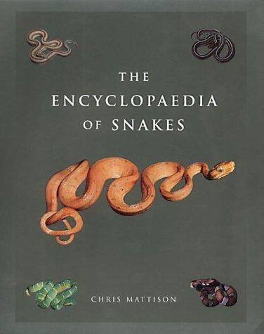 Download The Encyclopedia of Snakes
