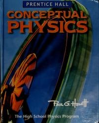 Cover of: Conceptual Physics | Paul G. Hewitt