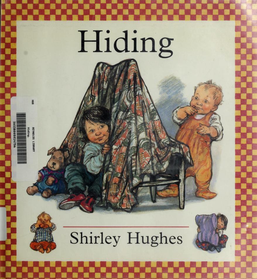 Hiding by Hughes, Shirley