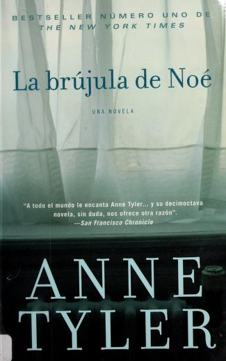 Cover of: La brújula de Noé | Anne Tyler