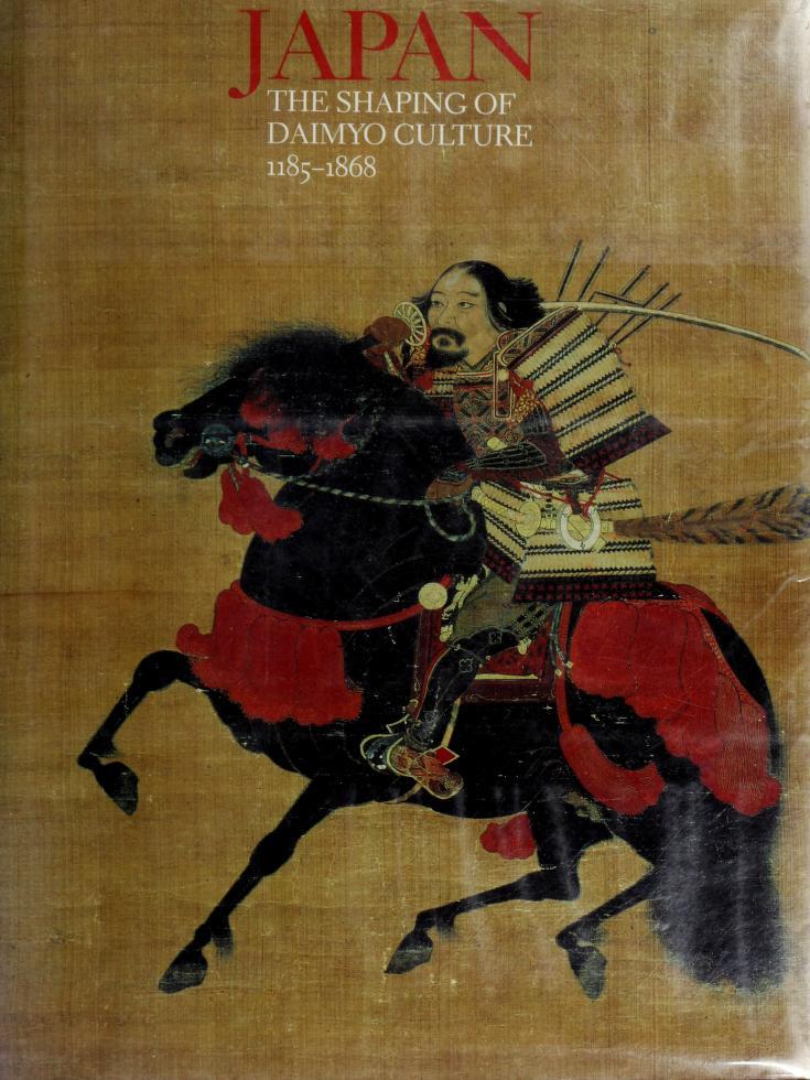 Japan by edited by Yoshiaki Shimizu.