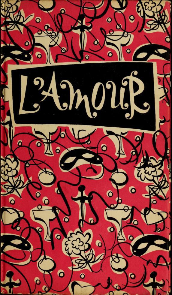 L'Amour by Peter Pauper Press