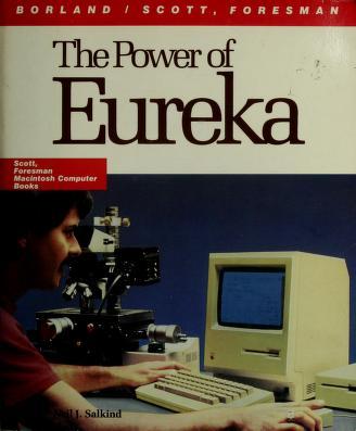 Cover of: The power of Eureka | Neil J. Salkind