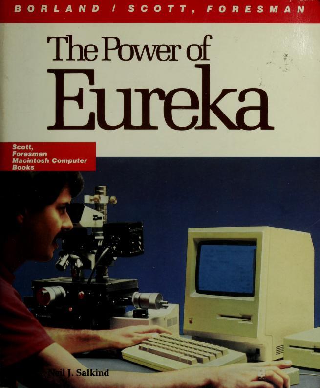 The power of Eureka by Neil J. Salkind