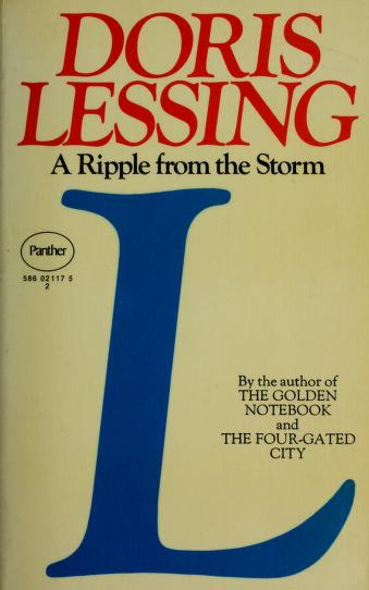 Cover of: A ripple from the storm | Doris Lessing