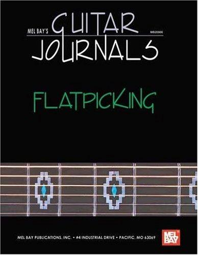 Mel Bay's Guitar Journals by William Bay