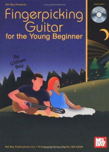 Mel Bay Fingerpicking Guitar for the Young Beginner by William Bay
