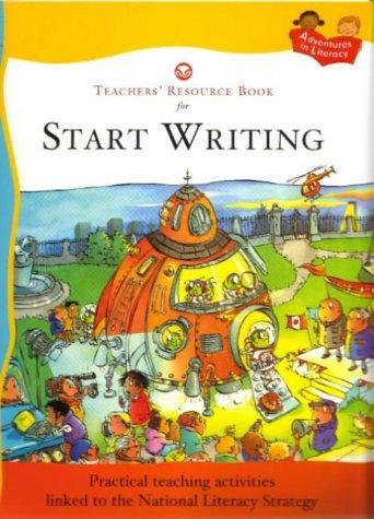 Teacher's Resource Book (Start Writing) by Pie Corbett