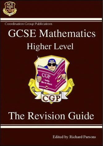 GCSE Mathematics Revision Guide (Revision Guides)
