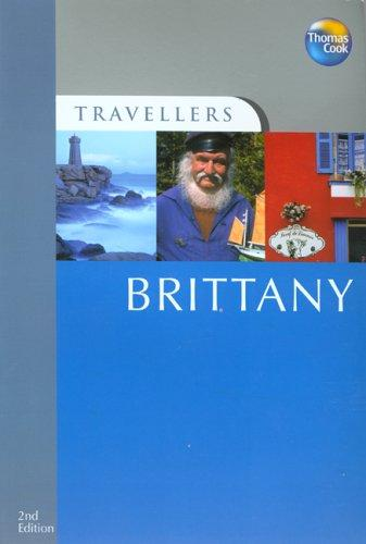 Travellers Brittany, 2nd by Elisabeth Morris